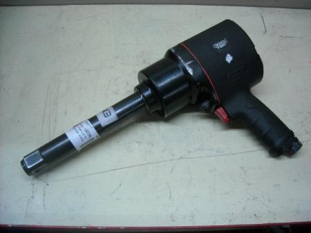 "1"" Pistol Long Air Operated Impact Wrench"