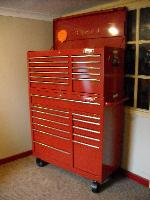 "40"" 23 drawer Rollaway Combination"