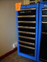 Eight Drawer Side Locker