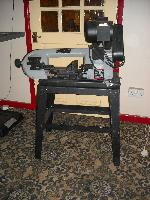 115mm Metal Cutting Bandsaw