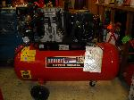 100 litre Belt Drive Portable Compressor