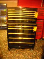 "CBB315BG Five Drawer Heavy Duty Plus 36"" Rollaway Cabinet"